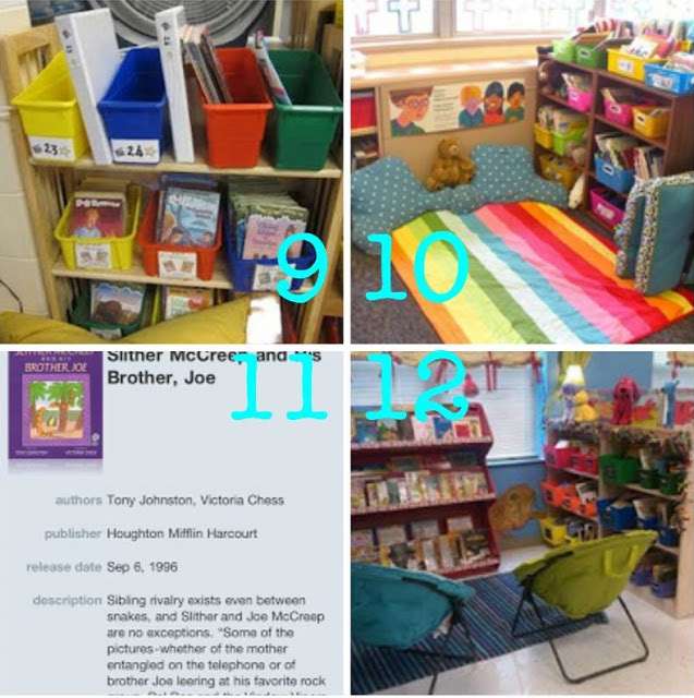 Classroom Library Decorating Ideas ~ Mission organization ideas to organize your classroom