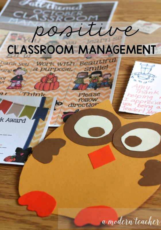 Modern Classroom Management ~ Classroom management ideas you can use now a modern